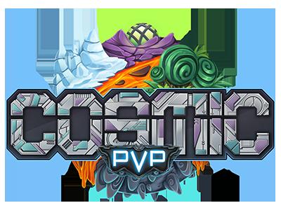 CosmicPvP Logo